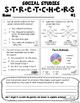 4th Grade Social Studies Stretchers:  A Yearlong Spiral Review Bundle!
