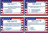 4th Grade Social Studies Task Cards GREAT REVIEWS