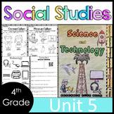 4th Grade - Social Studies - Unit 5 - TEXAS Inventors, Scientists, Culture