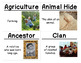 4th Grade Social Studies Vocabulary Cards: Native Americans in New York State