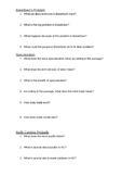 4th Grade Social Studies Weekly Comprehension Questions Week #24