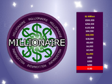 Solar System MILLIONAIRE Game!