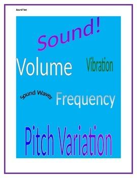 4th Grade Sound Test