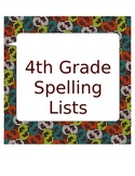 4th Grade Spelling Lists for the Year Plus Practice! STAAR Writing Sale!