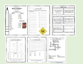 4th Grade Spelling/Vocab Activities HMH Journey's 2014  L16 Riding Freedom