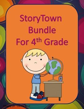 4th Grade StoryTown Bundle