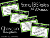 """4th Grade Streamlined Science TEKS """"I Can"""" Statement Poste"""