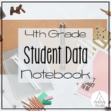 4th Grade Student Data Notebook (all standards)