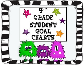 4th Grade Student Goal Charts