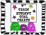4th Grade Student Goal Charts