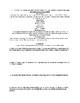 4th Grade Study Guide for the American Revolution