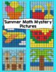 4th Grade Summer Math: 4th Grade Math Mystery Pictures