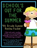4th Grade Summer Review Packet