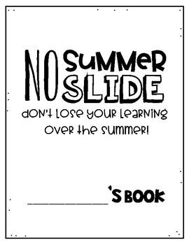 4th Grade Summer Slide Packet