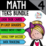 4th Grade Math TEKS Bundle