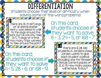 4th Grade Task Card Bundle