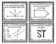 4th Grade Task Cards | Lines, Rays, and Angles 4.G.1