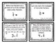 4th Grade Task Cards  Multiply Fractions 4.NF.4