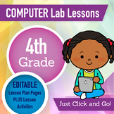 4th Grade Technology Lesson Plans and Activities 1 Year Subscription
