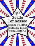 4th Grade Tennessee TNReady Social Studies Study Guides and Tests