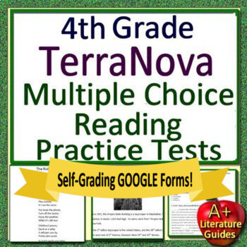 Terranova Worksheets Teaching Resources Teachers Pay