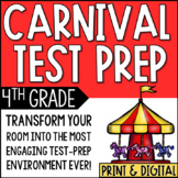 4th Grade Test Prep | Carnival Room Transformation