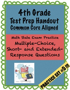 4th Grade - Test Prep - Set 5
