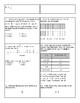 4th Grade Test Prep Worksheet