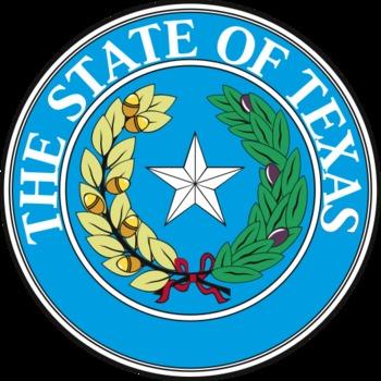 4th Grade Texas Project Menu