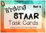 4th Grade Texas Writing STAAR Revising and Editing Task Cards