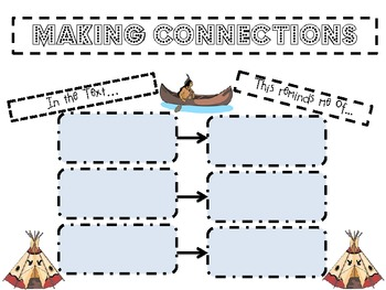 4th Grade, Theme 9 Literacy by Design Graphic Organizers