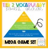 4th Grade Tier Two Vocabulary Mega Game Set