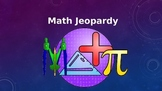 4th Grade US Measurement, Place Value, and Geometry Jeopardy