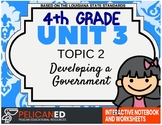 4th Grade - Unit 3 Topic 2 - Developing a Government