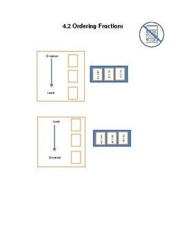 4th Grade VA Math Interactive Notebook