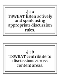 4th Grade VA SOL English Objectives