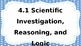 """4th Grade-Virginia Science SOL-""""I Can"""" Statements-2010"""