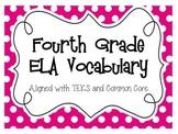 4th Grade Vocabulary