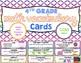 4th Grade Vocabulary Cards MEGA Bundle