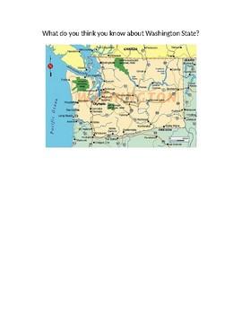 4th Grade Washington State Packet