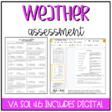 4th Grade Weather Test