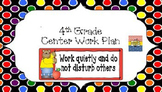 4th Grade: Complete Year Center to do List