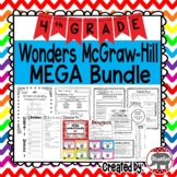 4th Grade Wonders McGraw Hill Reading *** MEGA Bundle ***