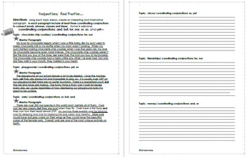 4th Grade Writing Lessons & Activities For Every Standard, +Mentor Sentences