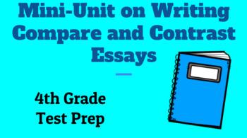 4th Grade - Writing Essays - Test Prep - Editable**