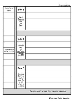 4th Grade Journeys:  Writing