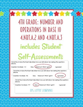 4th Grade - Writing Numbers and Rounding