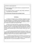 4th Grade Writing Practice 4