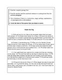 4th Grade Writing Practice 5