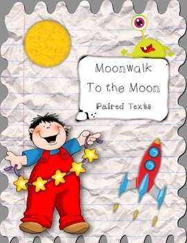 LEAP 2025 Test Prep Writing Prompt: Moonwalk (paired texts ...